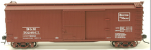 Atlas O  B&M 40'  double sheathed (wood)  box car