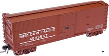 Atlas O  MP (early) 40'  double sheathed (wood)  box car
