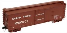 Atlas O  Grand Trunk 40'  double sheathed (wood)  box car