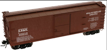Atlas O  Special Run SP&S 40'  double sheathed (wood)  box car