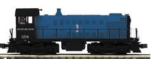 Pre-order for MTH Premier B&M S-2  diesel, 3 rail, P3.0