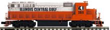 Pre-order for MTH Premier ICG  GP-40, 2 rail, Proto 3.0, DCC