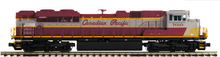 Pre-order for MTH Premier CP (classic purple) SD70ACe, 2 rail, Proto 3.0, DCC
