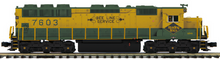 Pre-order for MTH Premier Reading SD-45 , 3 rail, P3.0