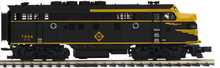 Pre-order for MTH Premier  Erie  F-3A  diesel, 2 rail, DC, DCC. proto 3.0