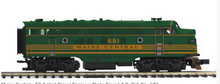 Pre-order for MTH Premier  Maine Central  F-3A  diesel, 2 rail, DC, DCC. proto 3.0