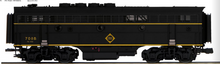 Pre-order for MTH Premier Erie  F-3B, 3 rail, non-powered
