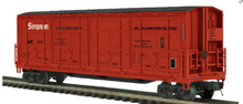 Pre-order for MTH Premier Arcata & Mad River (simpson lumber) all door  box car, 3 rail