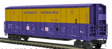 Pre-order for MTH Premier Netherlands all door  box car, 3 rail