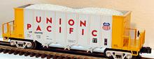 MTH Premier Union Pacific Rapid Discharge Hopper, 3 rail