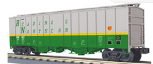 Pre-order for MTH Railking scale Reading  and Northern  2 bay airslide covered hopper car, 3 rail