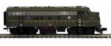 MTH Premier  PRR  F-7A-B  diesels, 2 rail, w/Sound, exhaust, DCC,. proto 3.0