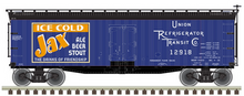 Pre-order for Atlas O  JAX  40' Wood Reefer, 3 rail or 2 rail