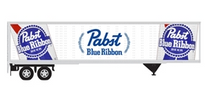 Pre-order Atlas O  Pabst  45' Pines trailer