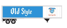 Pre-order Atlas O  Heilmans Old Style Beer  45' Pines trailer