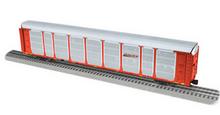 Lionel BNSF  89' auto rack , 3 rail