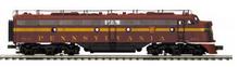 MTH Premier  PRR E-8A-B  diesels (pwr/non-pwr), 3 rail, w/Sound and smoke. proto 3.0