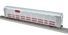 Lionel FXE  89' auto rack , 3 rail