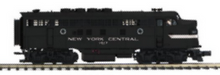 MTH Premier  NYC  F-3A-B  diesels, (pwd a, Non-pwd B) 3 rail