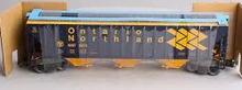 Weaver Ontario Northland  50' PS-2CD (4740) covered hopper, 2rail  or 3 rail