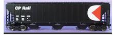Weaver CP Rail 50' PS-2CD (4740) covered hopper, 2 rail  or 3 rail