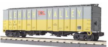 MTH Rail King Scale LV  2-Bay Airslide Hopper, 3 rail