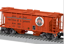 Pre-order for Lionel O  Ann Arbor PS-2 Covered hopper,  3 rail