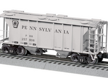 Pre-order for Lionel O  PRR PS-2 Covered hopper,  3 rail