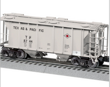 Copy of Pre-order for Lionel O  Texas & Pacific PS-2 Covered hopper,  3 rail