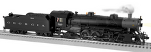 Pre-order for Lionel 2020v2 Georgia RR 2-8-2 Mikado steam engine, 3 rail with Legacy