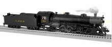 Pre-order for Lionel 2020v2 L&HR 2-8-2 Mikado steam engine, 3 rail with Legacy