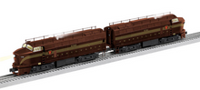 Pre-order for Lionel Legacy PRR ( Tuscan)  Baldwin Sharknose A-A  diesels, 3 rail