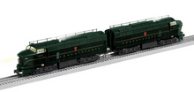Pre-order for Lionel Legacy PRR (green) Baldwin Sharknose A-A  diesels, 3 rail