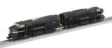 Pre-order for Lionel Legacy Monongahela Baldwin Sharknose  B  diesel, 3 rail (superbass)