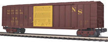"MTH Premier ""Original"" Norfolk Southern 50' Single Door Box car, 3 rail LN"
