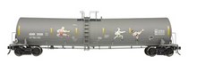 Pre-order for Atlas O ADMX Kung Fu Graffitti   25,500 gal tank car