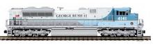 MTH Premier George  HW Bush  7 car funeral train , 3 rail, P3.0