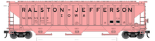 Pre-order for Atlas O  PDT exclusive Ralston Jefferson  Elevator   PS4750 Covered Hopper car
