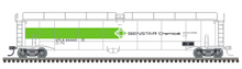Pre-order for Atlas O Genstar Chemicals  33,000 gallon tank car