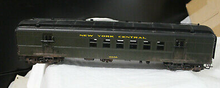 Weaver NYC (green) 60' RPO  car , 3 rail or 2 rail
