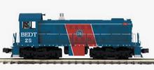 Pre-order for MTH Premier BEDT  S-2  diesel, 3 rail, P3.0