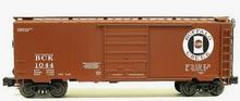 Weaver Special Run Buffalo Creek  40' PS-1 box car, 3 rail or 2 rail