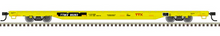 Pre-order for Atlas O TTX (forward thinking)   68' Flat car, 3 rail or 2 rail