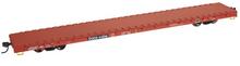 Pre-order for Atlas O DODX 68' Flat car, 3 rail or 2 rail
