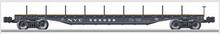Lionel NYC PS-4  50'  wood deck flat car