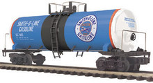 MTH Premier Smith-O-Lene Gasoline Tank Car, 3 rail