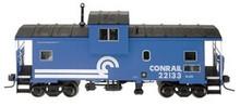 Atlas O Conrail Extended Vision caboose, 3 rail or 2 rail
