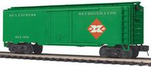 MTH Premier REA 40' Express Reefer,  3 rail