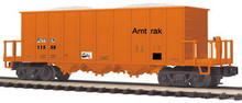 MTH Premier Amtrak Rapid Discharge Car, 3 rail