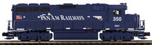 MTH Premier Pan Am Railways (Maine Central) GP-40, 2 rail,  p2.0, sound, cruise, exhaust